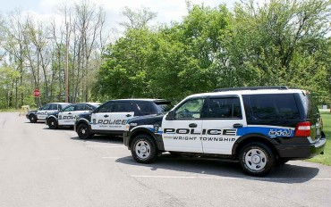 Wright Township Police Dept Vehicles | Wrighttownship.org
