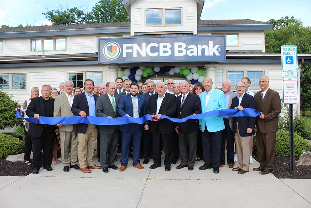 Wright Township welcomes FNCB